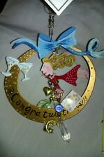 SILVESTRI FANCIFUL FLIGHTS BY KAREN ROSSI CELEBRATION LADY ORNAMENT 2000