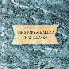 Chage & Aska Story of Ballad CD ***NEW***