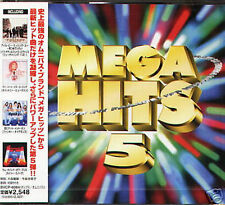 MEGA HITS 5 - Japan CD - NEW Puff Daddy,N Sync,Chicago