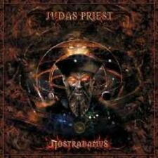 "JUDAS PRIEST ""NOSTRADAMUS"" 2 CD HEAVY METAL NEUWARE"