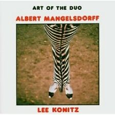 ALBERT/KONITZ,LEE MANGELSDORFF - ART OF THE DUO  CD NEU