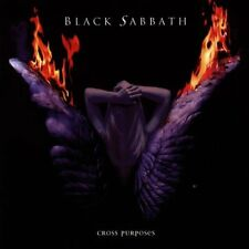 Black Sabbath ‎– Cross Purposes CD