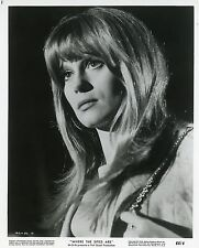FRANCOISE DORLEAC WHERE THE SPIES ARE 1966 VINTAGE PHOTO ORIGINAL #1