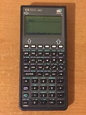 HP 48GX Calculator 128K RAM + Manual on CD