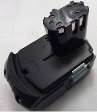 2X Battery For Hitachi 18V Li-ion 4.0Ah EBM1830 BCL1815 Heavy Duty Drill Driver