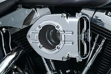 Kuryakyn Chrome Clear Trap Door for Hypercharger Air Cleaners Harley Victory FX
