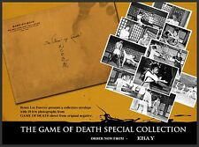 PRE ORDER BRUCE LEE – 'THE GAME OF DEATH' SPECIAL EDITION COLLECTORS PHOTO SET