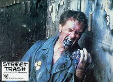 JIM MURO STREET TRASH 1987  VINTAGE LOBBY CARD ORIGINAL #5