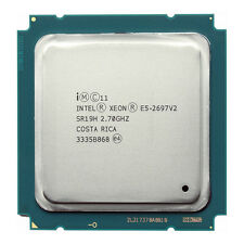 Intel Xeon Processor E5-2697 v2 QS CPU 2.7GHz 12-Core Max 3.5GHz SR19H QF93 ES