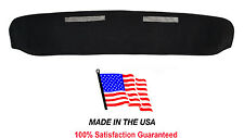 1966-1967 Chevy Malibu Dash Cover Black carpet CH19-5 Made in the USA