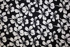 Floral Scuba Techno Print #14 Double Knit Fabric Stretch Poly Lycra Spandex BTY