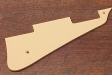 "Pickguard ""Ivory"" fits Gibson® Les Paul Historic Collection ""Burst Cut"""
