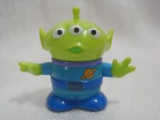 Disney World Pixar Toy Story LITTLE GREEN MAN MEN ALIEN Souvenir Pull Back Toy