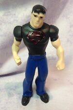Superman action figure Figurine DC Comics 2011 Lights Up! toy