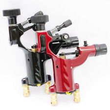 Pro 2 Mixed Black&Red Dragonfly Rotary Tattoo Machine Liner Shader Free Shipping