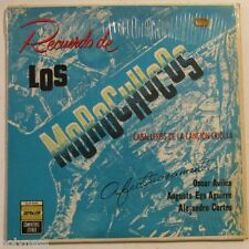 LOS MOROCHUCHOS / CABALLEROS DE LA CANCION CRIOLLA / LP RECORD / PLAY TESTED
