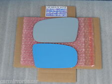 B633L - 95-05 CHEVY CAVALIER PONTIAC SUNFIRE Mirror Glass Driver Side + Adhesive