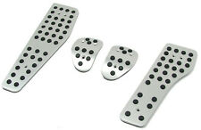 SET OF 4 FOOT PEDAL COVERS FOR PORSCHE 911 996 997 BOXSTER 986 987 NICE GIFT
