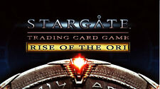 STARGATE TCG CCG RISE THE ORI MISSION CARD Appropriations Committee Meeting #112