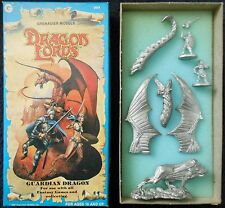 1985 guardian dragon lords grenadier models 2524 donjons & dragons ad&d wyrm