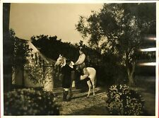 """L'AIGLON"" Photo originale 1931 (Viktor TOURJANSKY / Jean WEBER)"