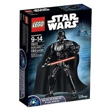 LEGO Star Wars Buildable Figures Complete Collection - 6 Figures