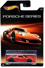 2015 Hot Wheels Porsche Series Porsche Carrera GT #7