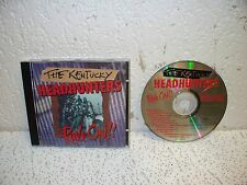 The Kentucky Headhunters Rave On! CD Compact Disc Out of Print
