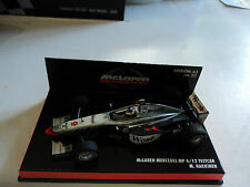 Minichamps 1/43 McLaren Mercedes MP4-12 M. Hakkinen West decals