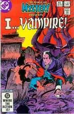 House of Mystery # 312 (I, Vampire) (USA, 1983)
