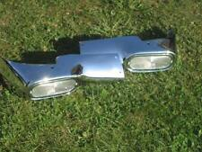 1954 CHEVY NEW GRILL PARK  LIGHT HOUSING SET COMPLETE WITH BUCKET /BEZELS/LENS