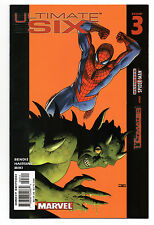 Ultimate Six No 3 Dec 2003 (NM) Feat: Spider-Man and the Ultimates, Modern Age