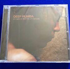 NEW Deep Rumba A Calm in the Fire of Dances Yellowbird Enja CD 2010 Jazz Dance