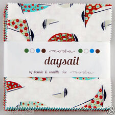 """Moda Daysail by Bonnie and Camille - Charm Pack 42-5"""" Squares"""