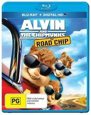 The Alvin And The Chipmunks - Road Chip (Blu-ray, 2016)