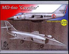 Unicraft Models 1/72 DASSAULT MD-610 CAVALIER The French Harrier Project