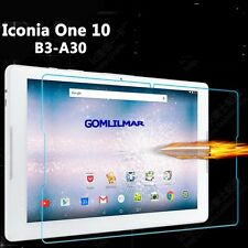 "Tempered Glass Film Screen Protector for 10.1"" Acer Iconia One 10 B3-A30,"