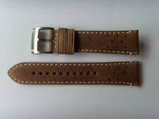 FOSSIL Original Ersatz Lederarmband CH2951 Uhrband watch strap braun brown