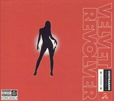 Contraband [PA] by Velvet Revolver (CD, Jun-2004, RCA) with slipcover