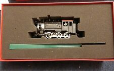 Mantua HO scale 0-6-0 tank switcher Pennsy PRR model  steam engine train DCC