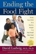 David Ludwig - Ending The Food Fight (2007) - Used - Trade Cloth (Hardcover