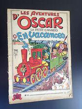 Les aventures d'Oscar Le petit Canard en vacances Jeunesse Joyeuse