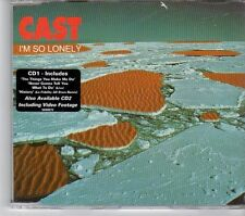 (EW515) Cast, I'm So Lonely - 1997 CD