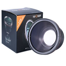 58mm HD 0.43x Wide Angle Fisheye Lens Multi Coated for Sony Alpha NEX-5 NEX7