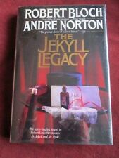 Robert Bloch & Andre Norton - THE JEKYLL LEGACY - 1st/1st