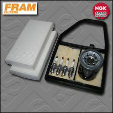 SERVICE KIT HONDA CIVIC (EU6/EU8) 1.6 FRAM OIL AIR CABIN FILTER PLUG (2001-2005)