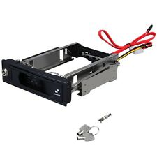SATA HDD-Rom Internal Enclosure Mobile Rack For 3.5-Inch HDD with Key Lock SL