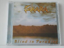 Takara (Jeff Scott Soto)  Blind In Paradise Like New, Multipage Booklet