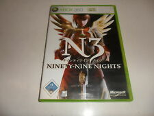 XBox 360  Ninety-Nine Nights