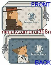 Professor Layton and the Eternal Diva Mobile Pouch Polka dots Luke Authentic